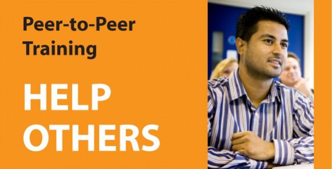 Peer-to-Peer Training